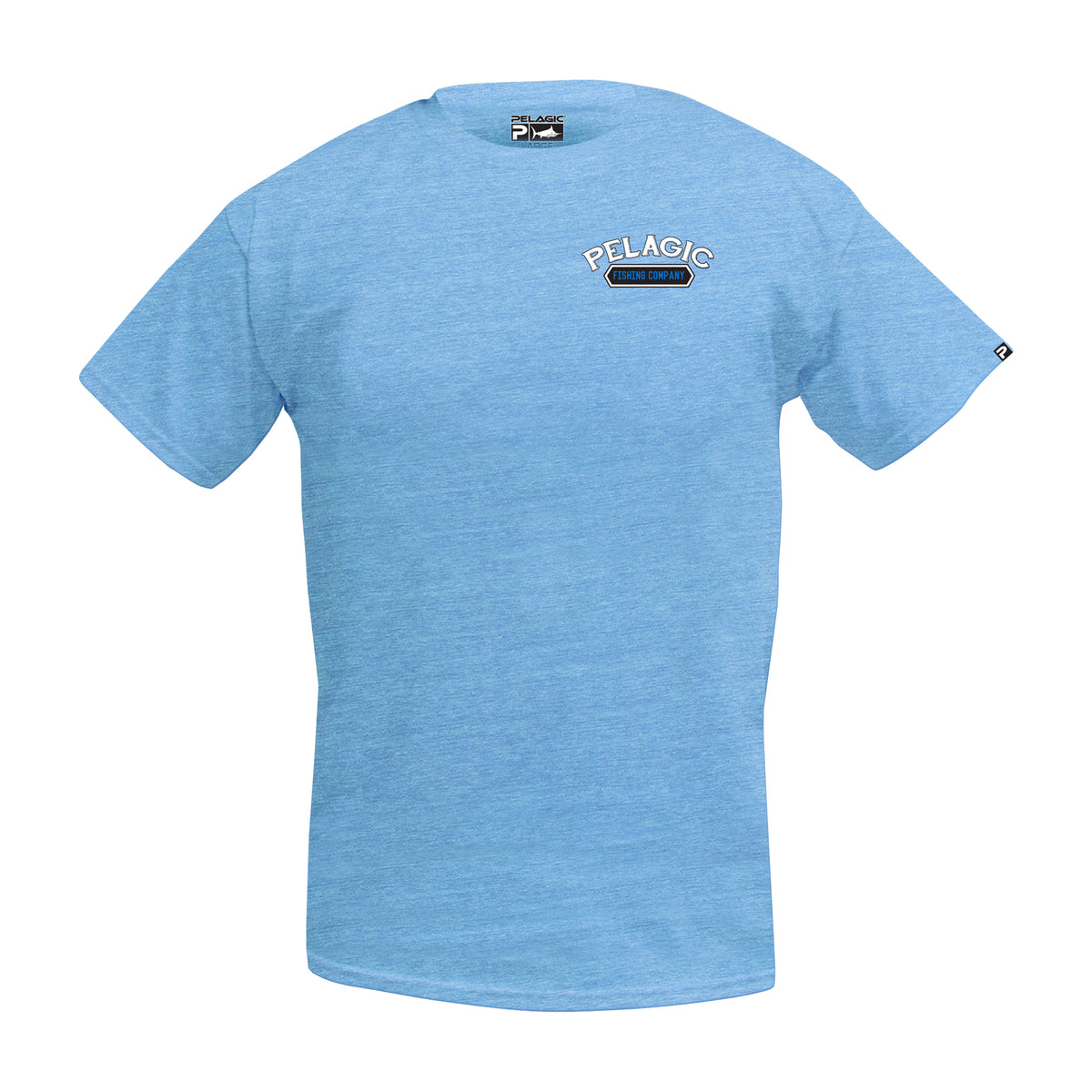 Marlin Company Fishing T-shirt Big Image - 2