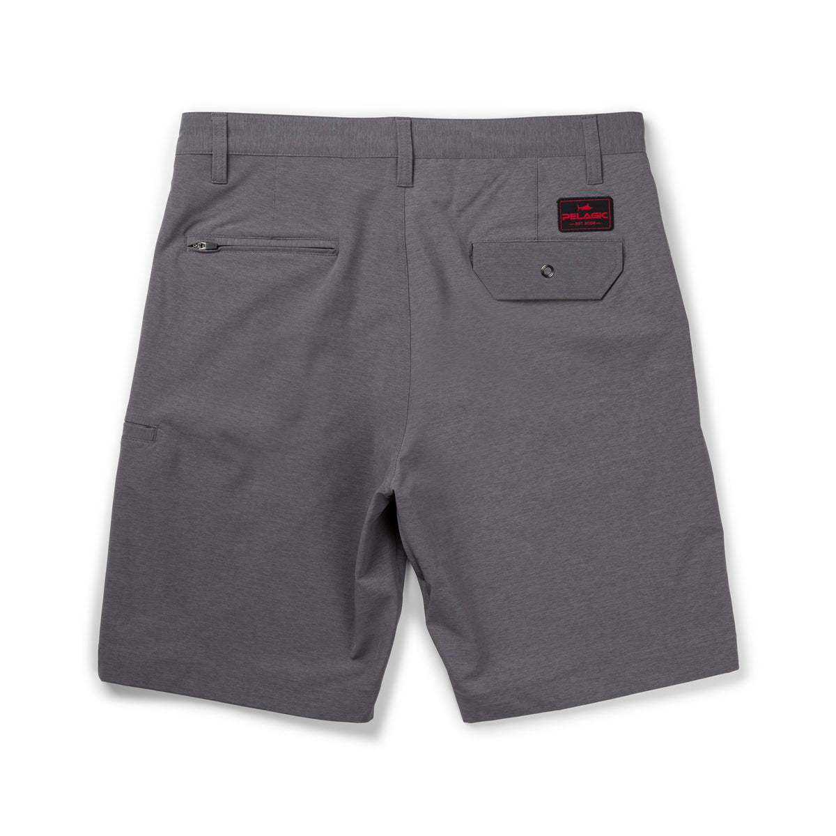 Mako Hybrid Fishing Shorts Big Image - 2