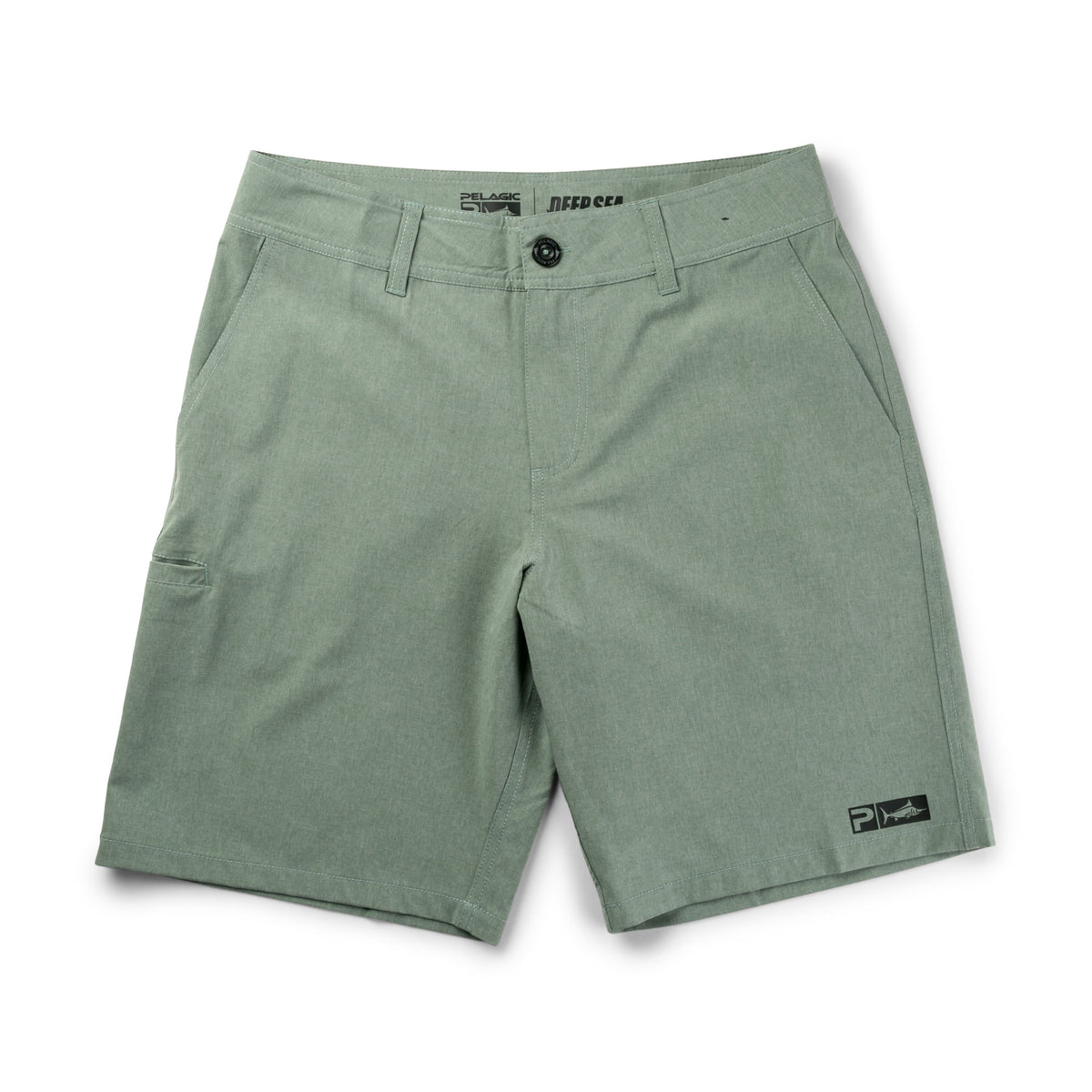 Deep Sea Hybrid Fishing Shorts - Youth Big Image - 1