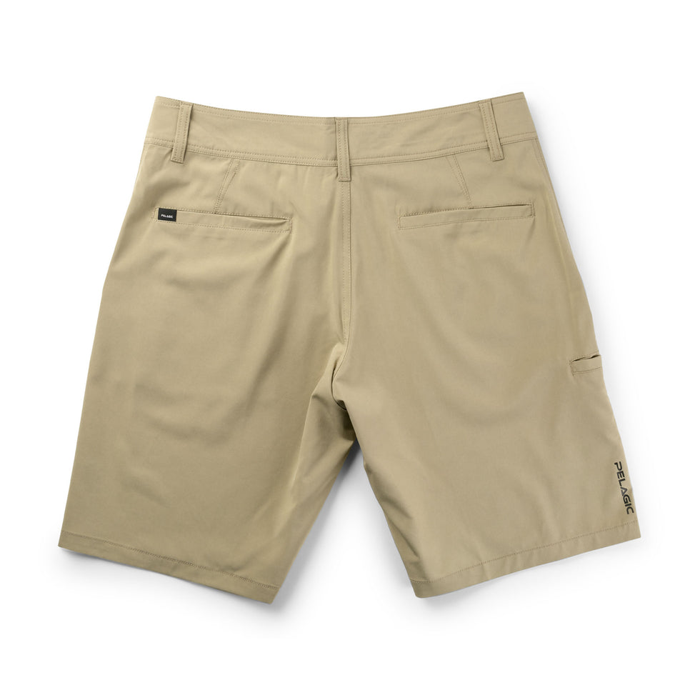 Deep Sea Hybrid Fishing Shorts - Youth Big Image - 2