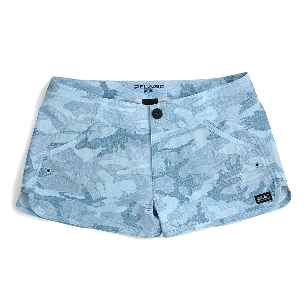 Moana Hybrid Fishing Shorts Big Image - 5