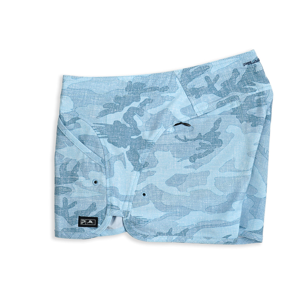 Moana Hybrid Fishing Shorts Big Image - 6