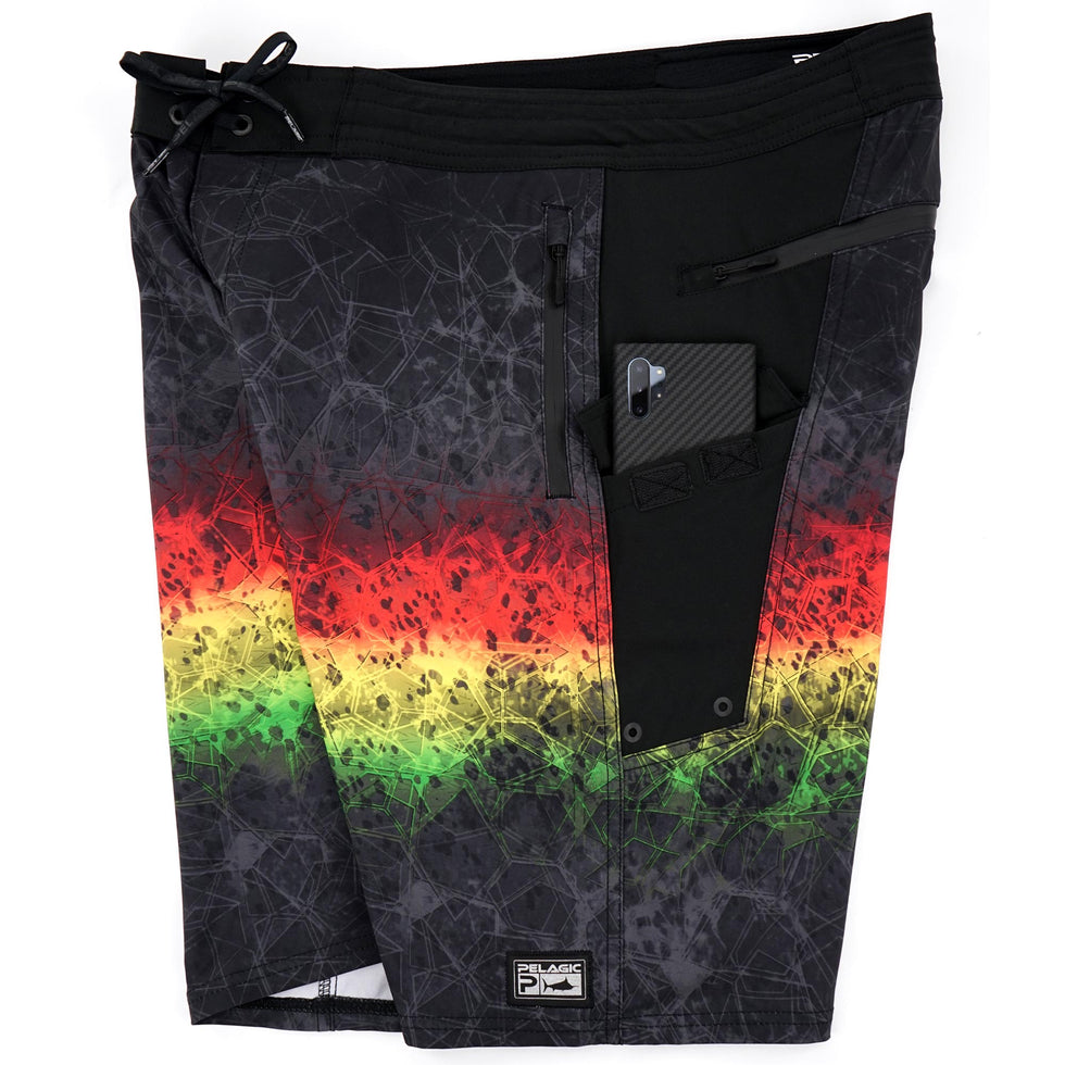 Ocean Master Fishing Shorts Big Image - 6