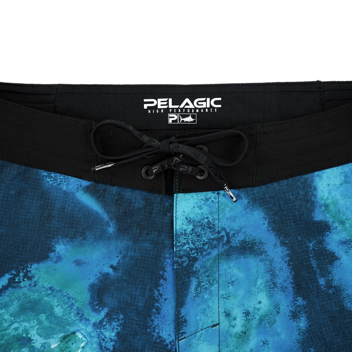 Blue Water Fishing Shorts Big Image - 6