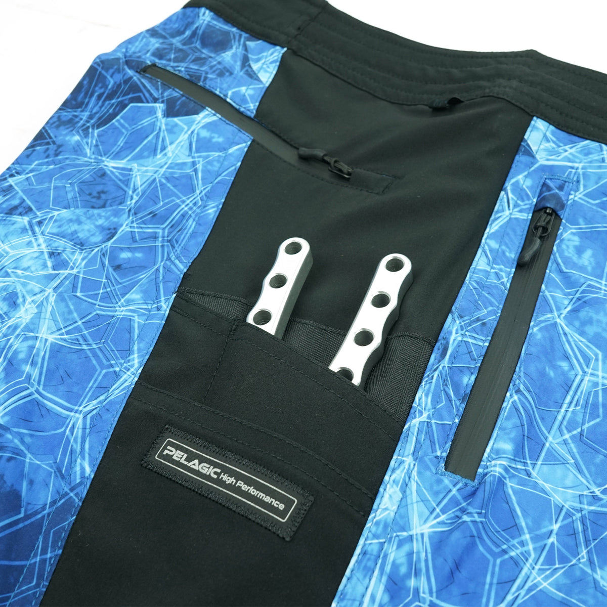 Ocean Master Fishing Shorts Big Image - 3