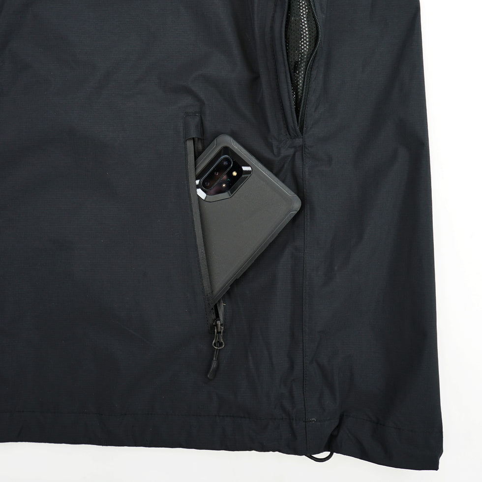 Outrigger Lightweight Rain Jacket Big Image - 3