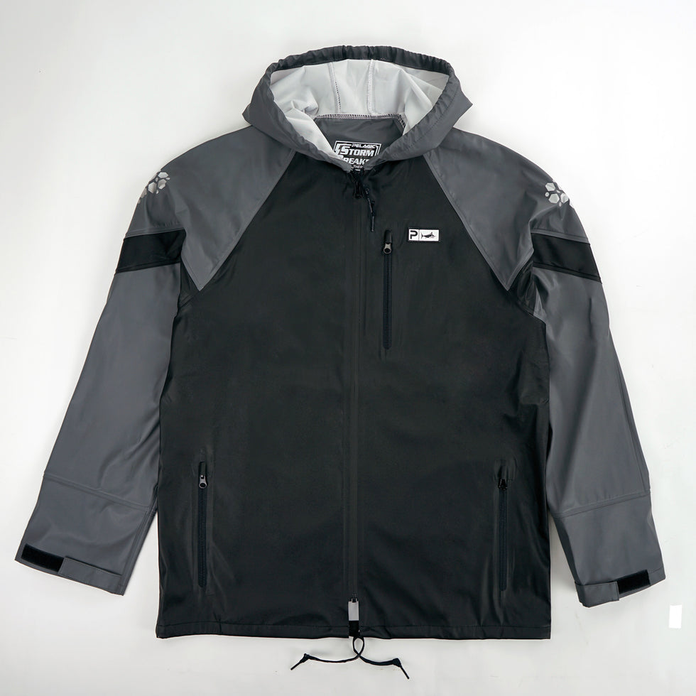 Stormbreaker Fishing Jacket Big Image - 1