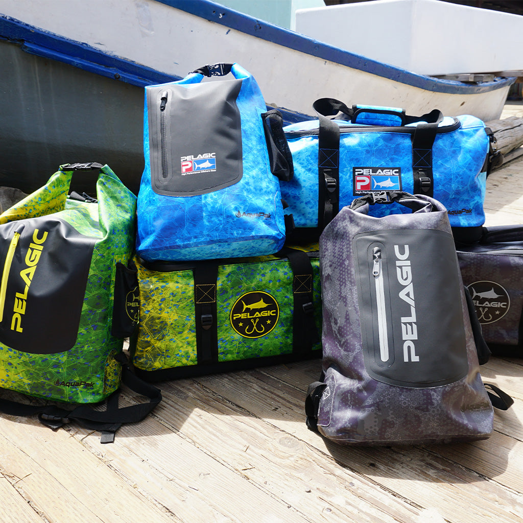 50L Aquapak Duffel Bag Big Image - 3