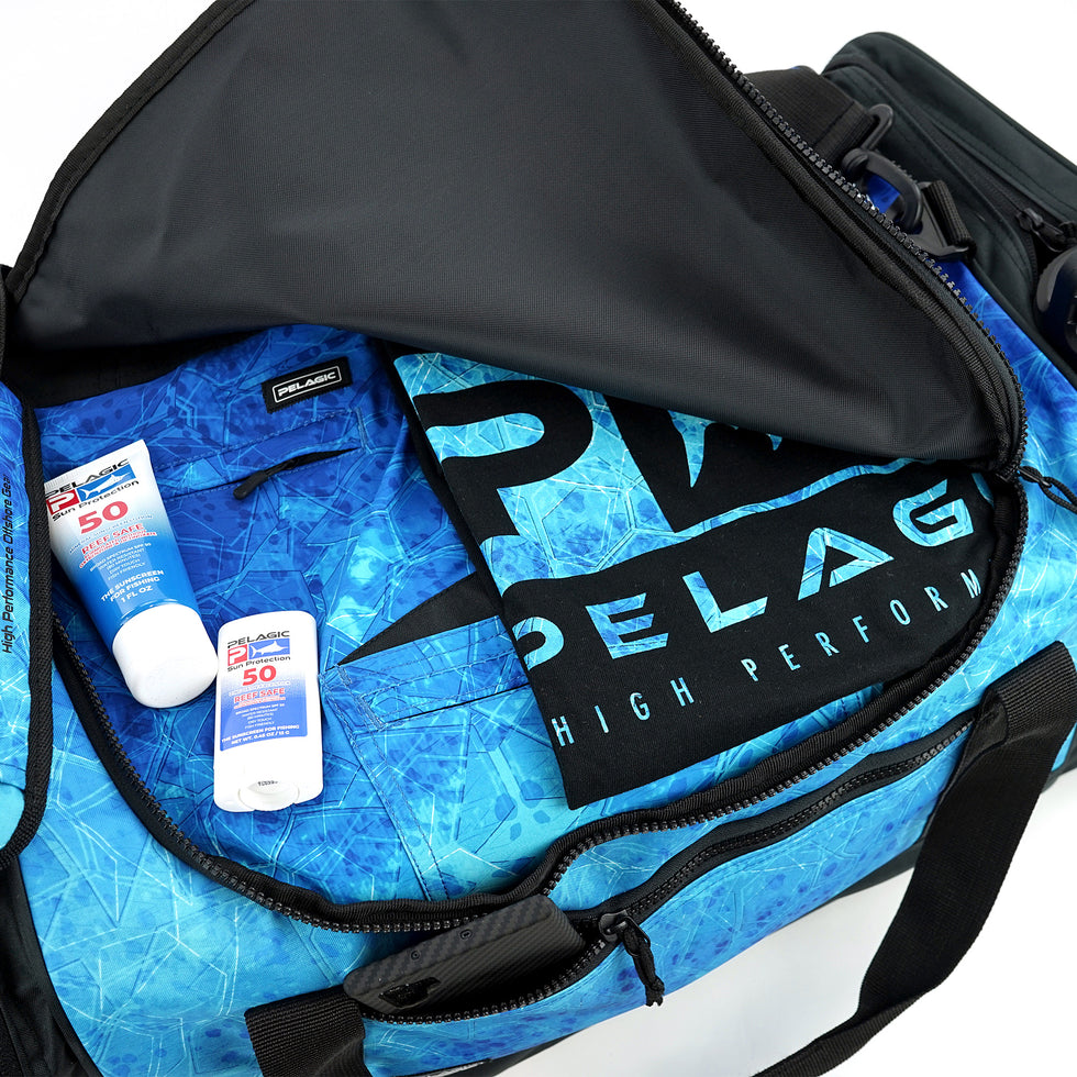 Pelagic Duffel Bag Big Image - 8