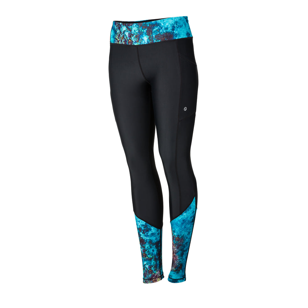Fiji Fishing Leggings Big Image - 1