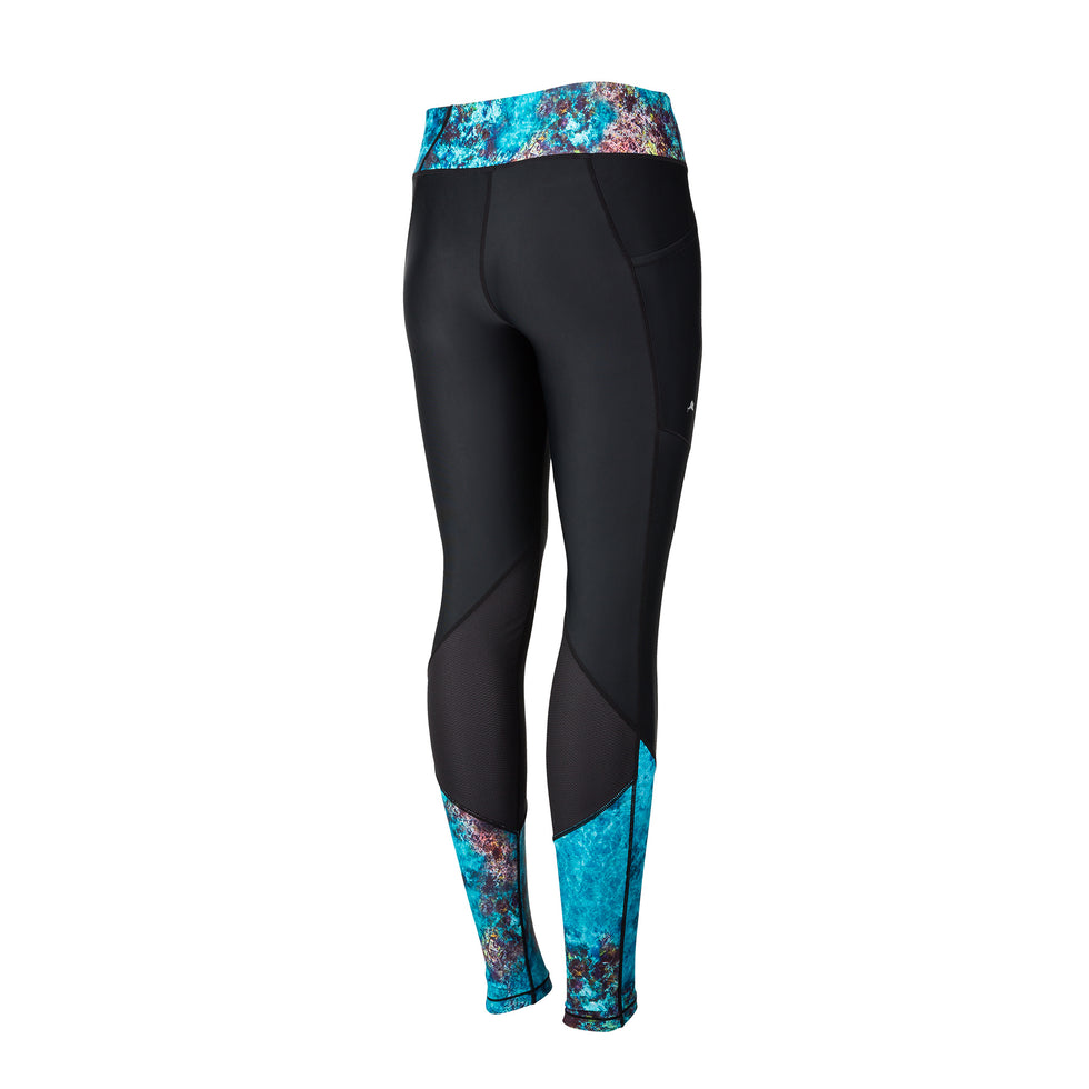 Fiji Fishing Leggings Big Image - 2