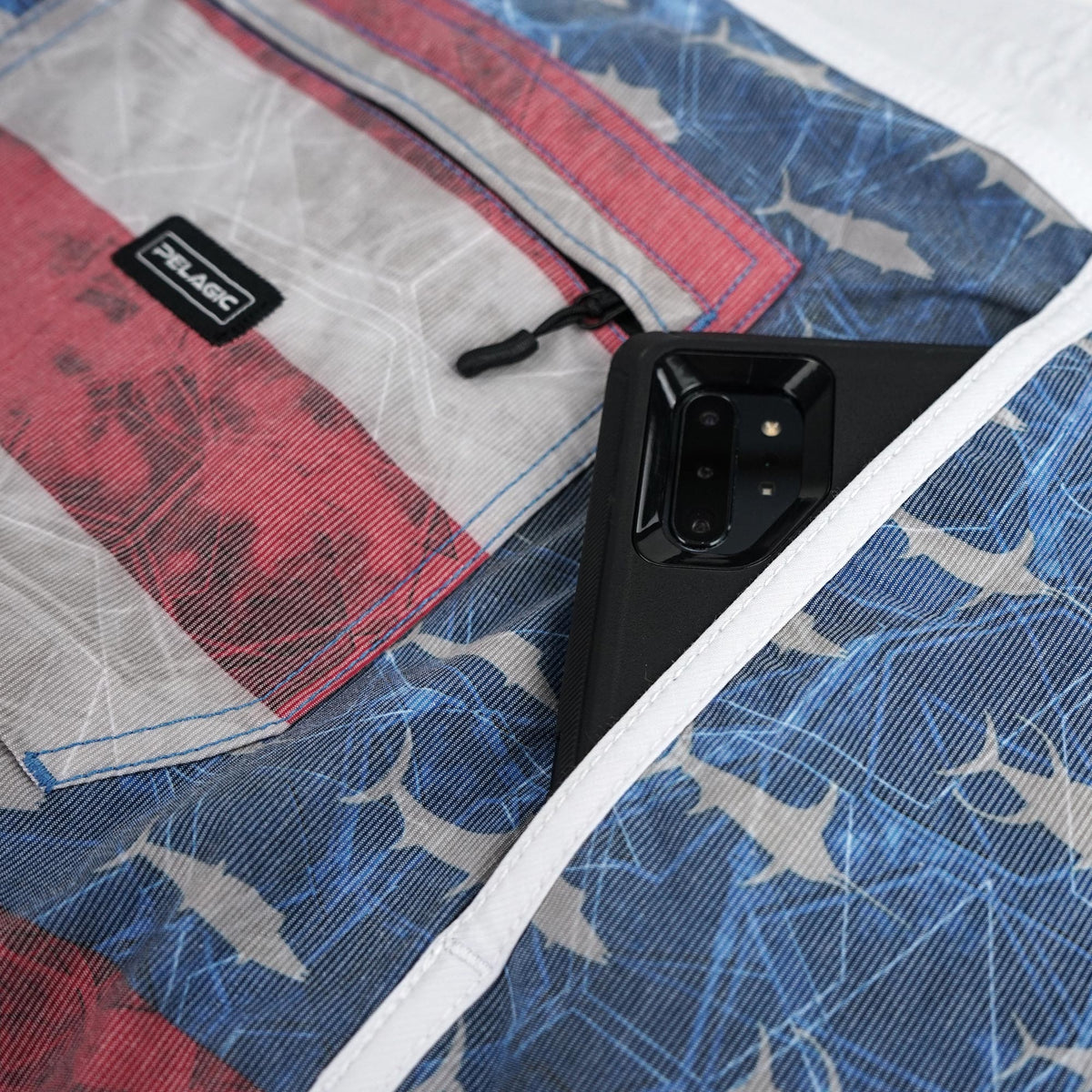 The Slide Fishing Boardshort Big Image - 6