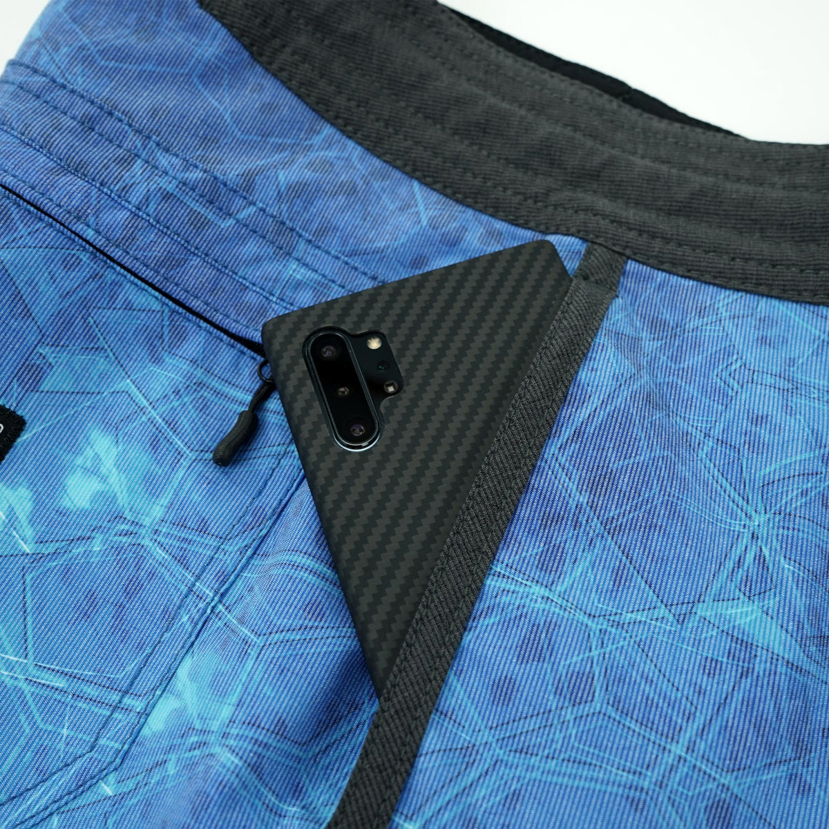 The Slide Fishing Boardshort Big Image - 4