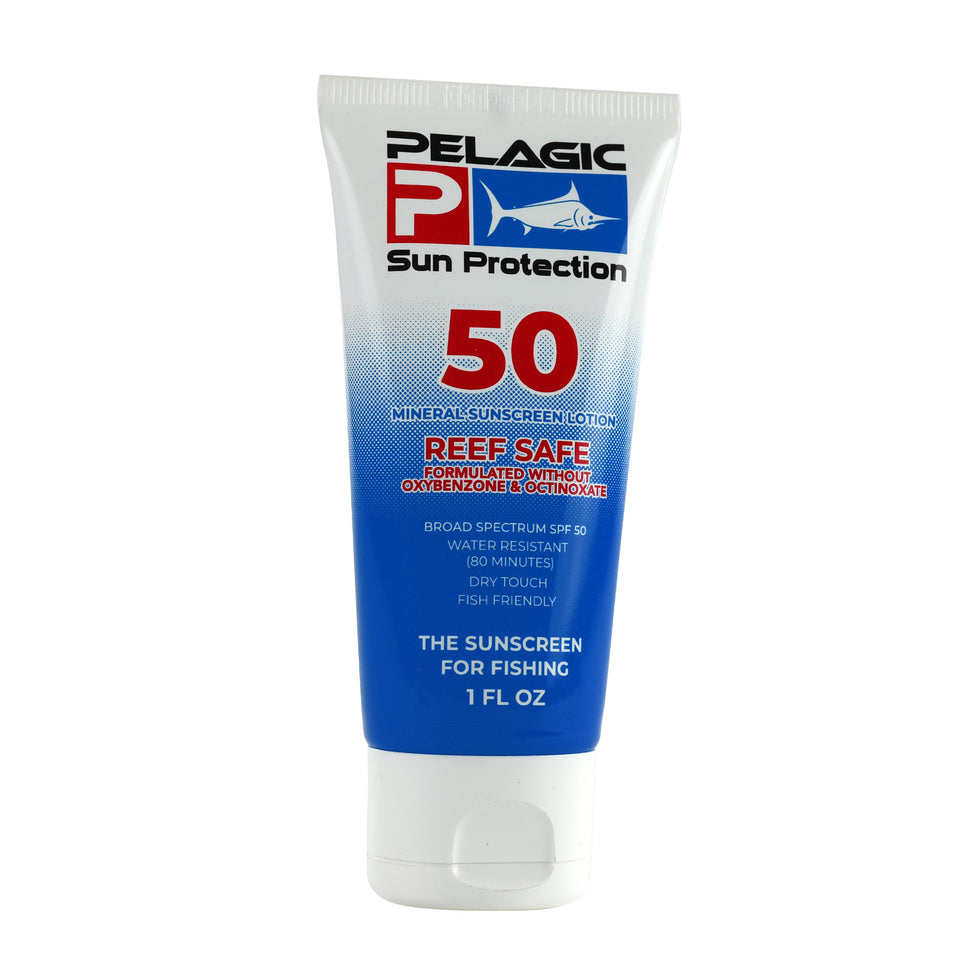 SPF 50 Mineral Sunscreen Lotion <br> 1 oz. Big Image - 1