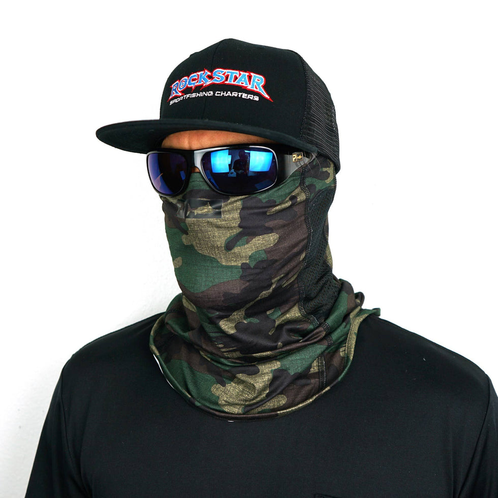 Sunshield Pro 2.0 Fishing Neck Gaiter Big Image - 3