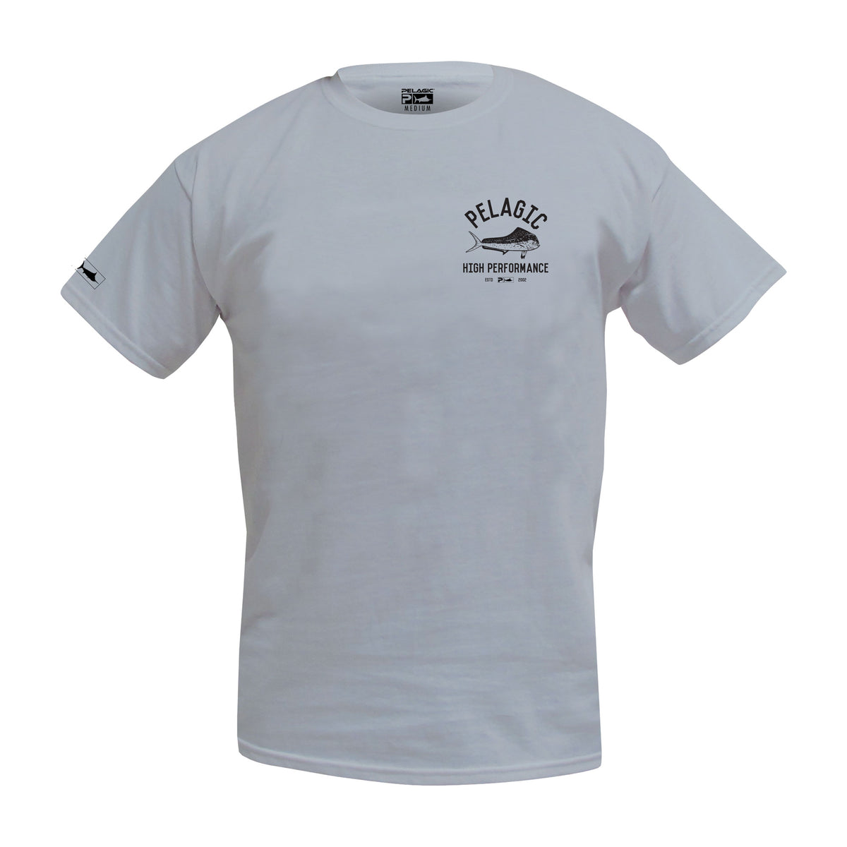 Species Premium Fishing T-shirt Big Image - 2