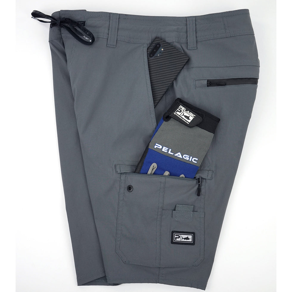 Traverse Hybrid Fishing Shorts Big Image - 2