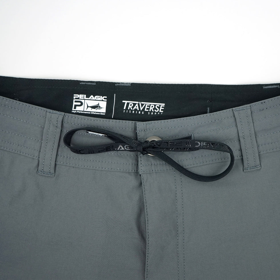 Traverse Hybrid Fishing Shorts Big Image - 6