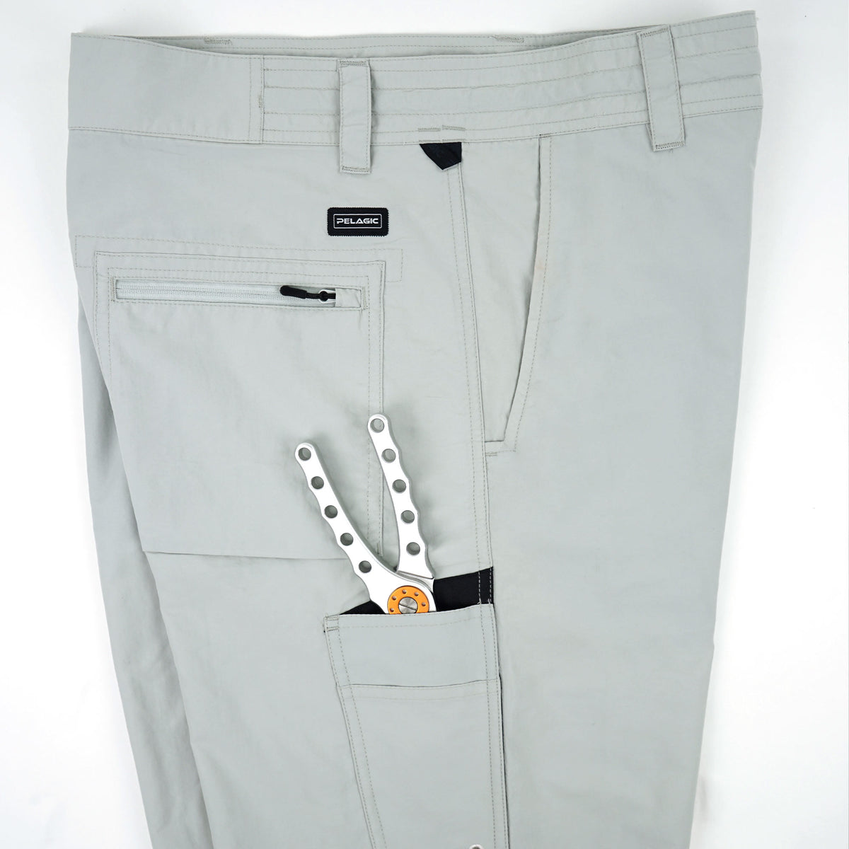 Tropical Fishing Pant Big Image - 3