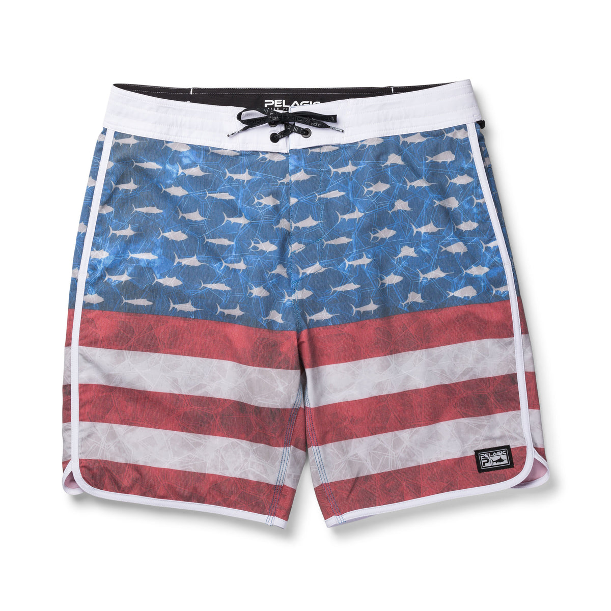 The Slide Fishing Boardshort Big Image - 1