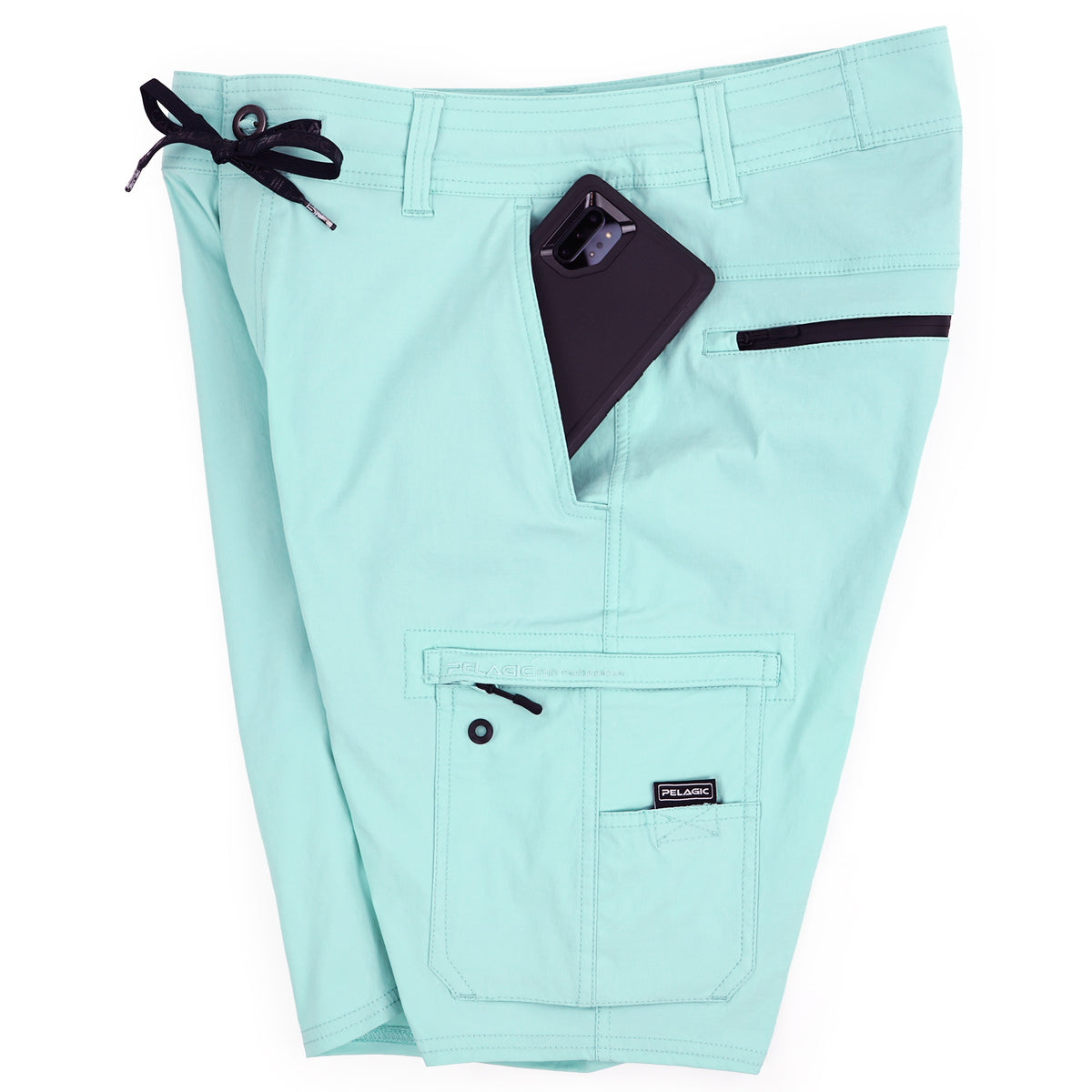 Traverse Hybrid Fishing Shorts Big Image - 3
