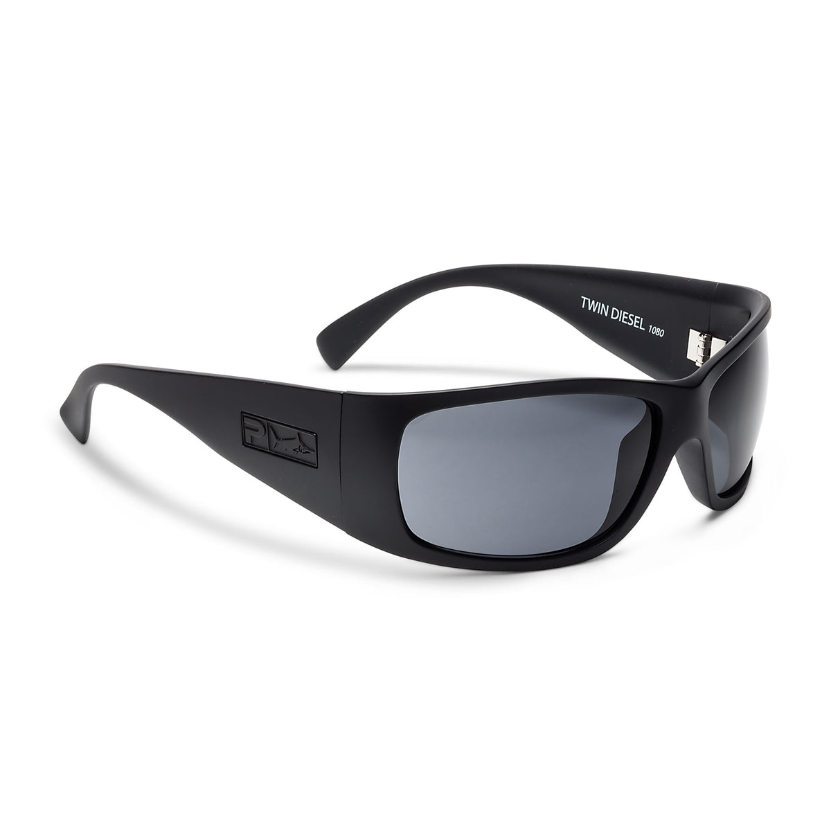 Twin Diesel - Polarized Polycarbonate Lens Big Image - 1