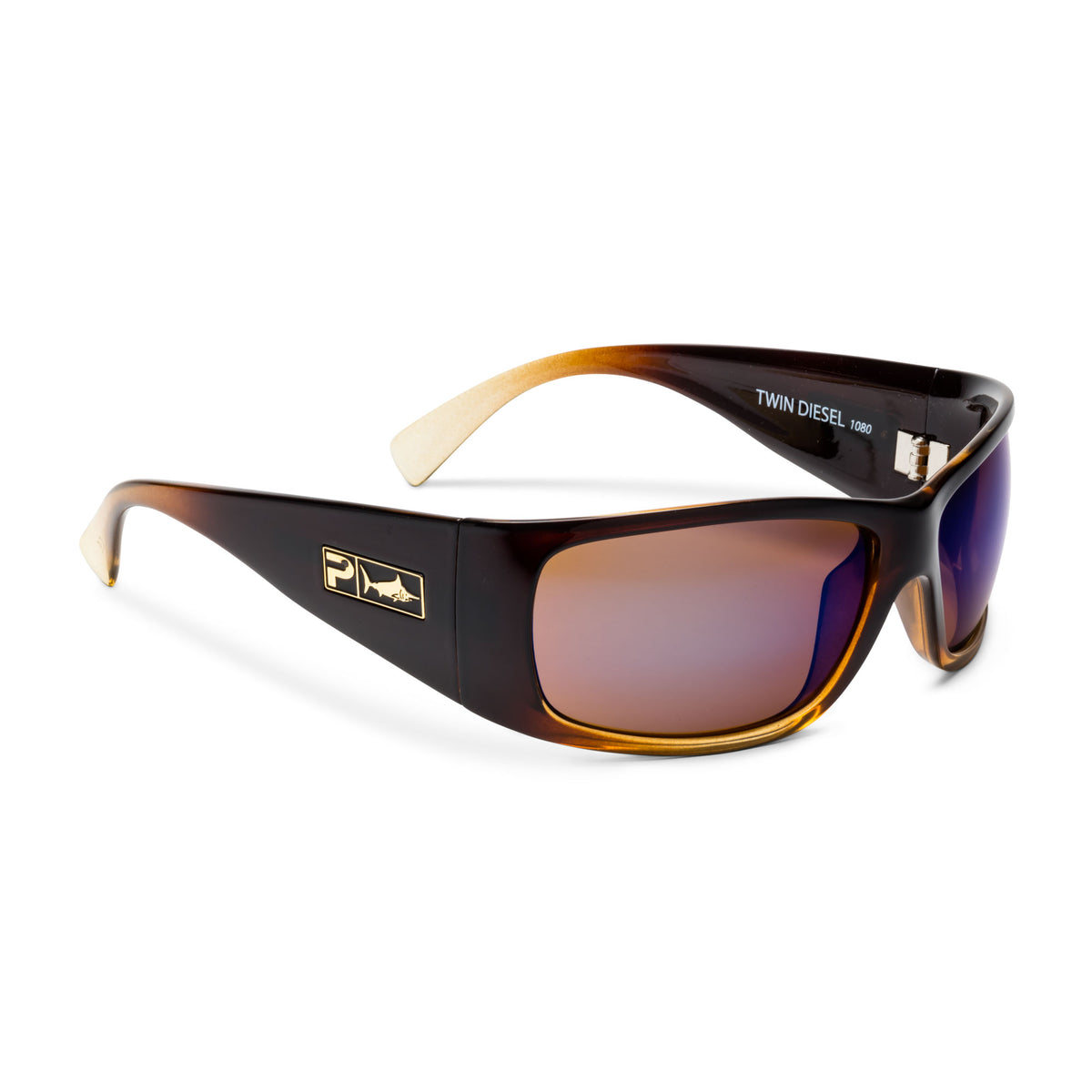 Twin Diesel - Polarized XP-700™ Polycarbonate Lens Big Image - 1