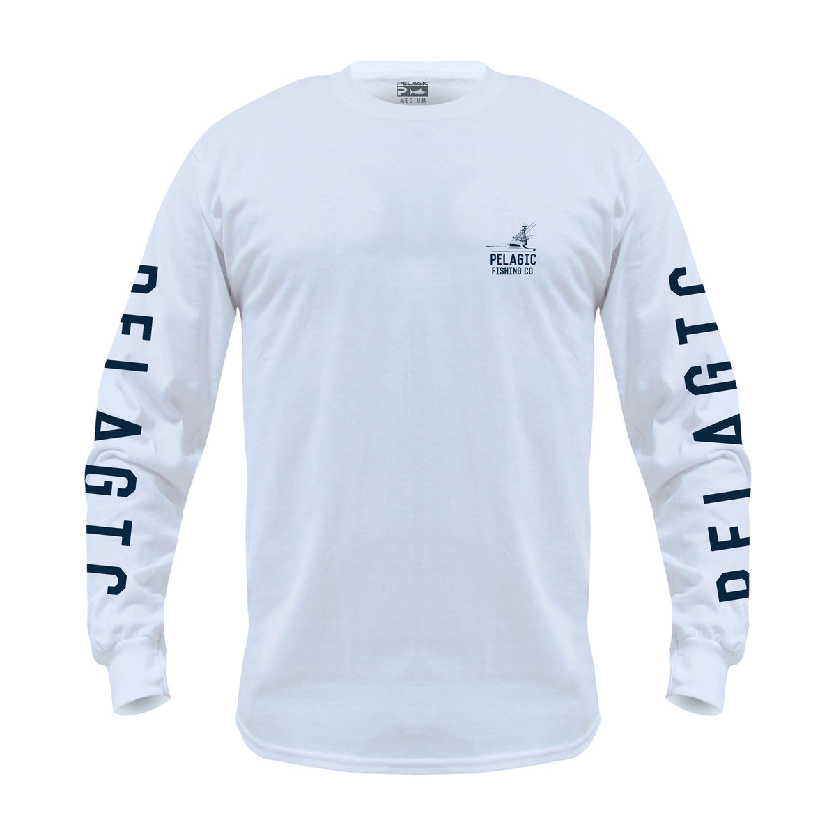 Underway Long Sleeve Fishing T-shirt Big Image - 1