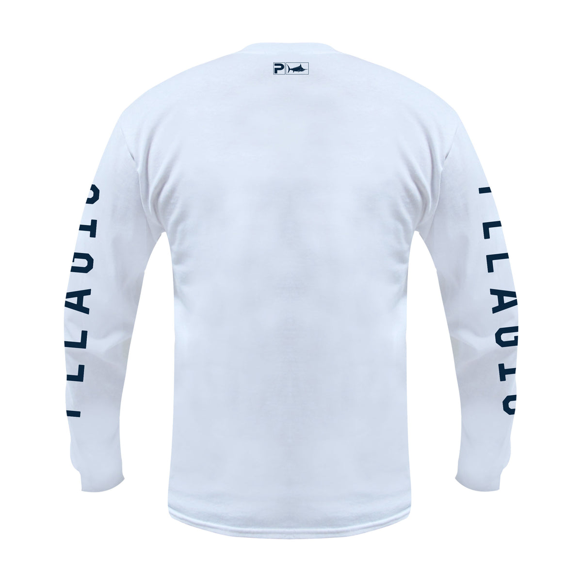 Underway Long Sleeve Fishing T-shirt Big Image - 2
