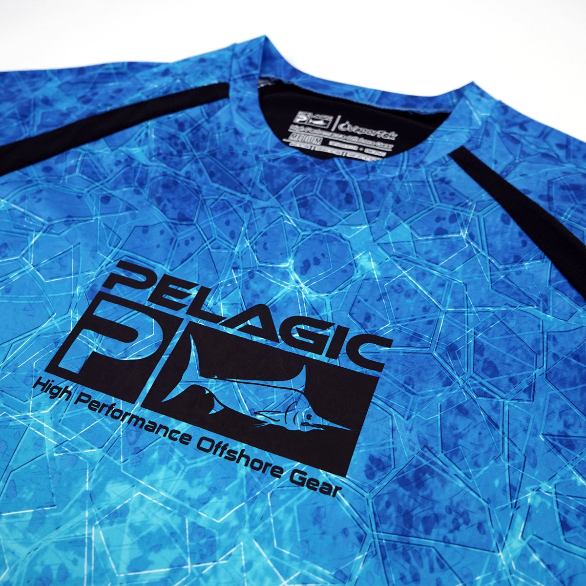 Vaportek Long Sleeve Performance Shirt Big Image - 5