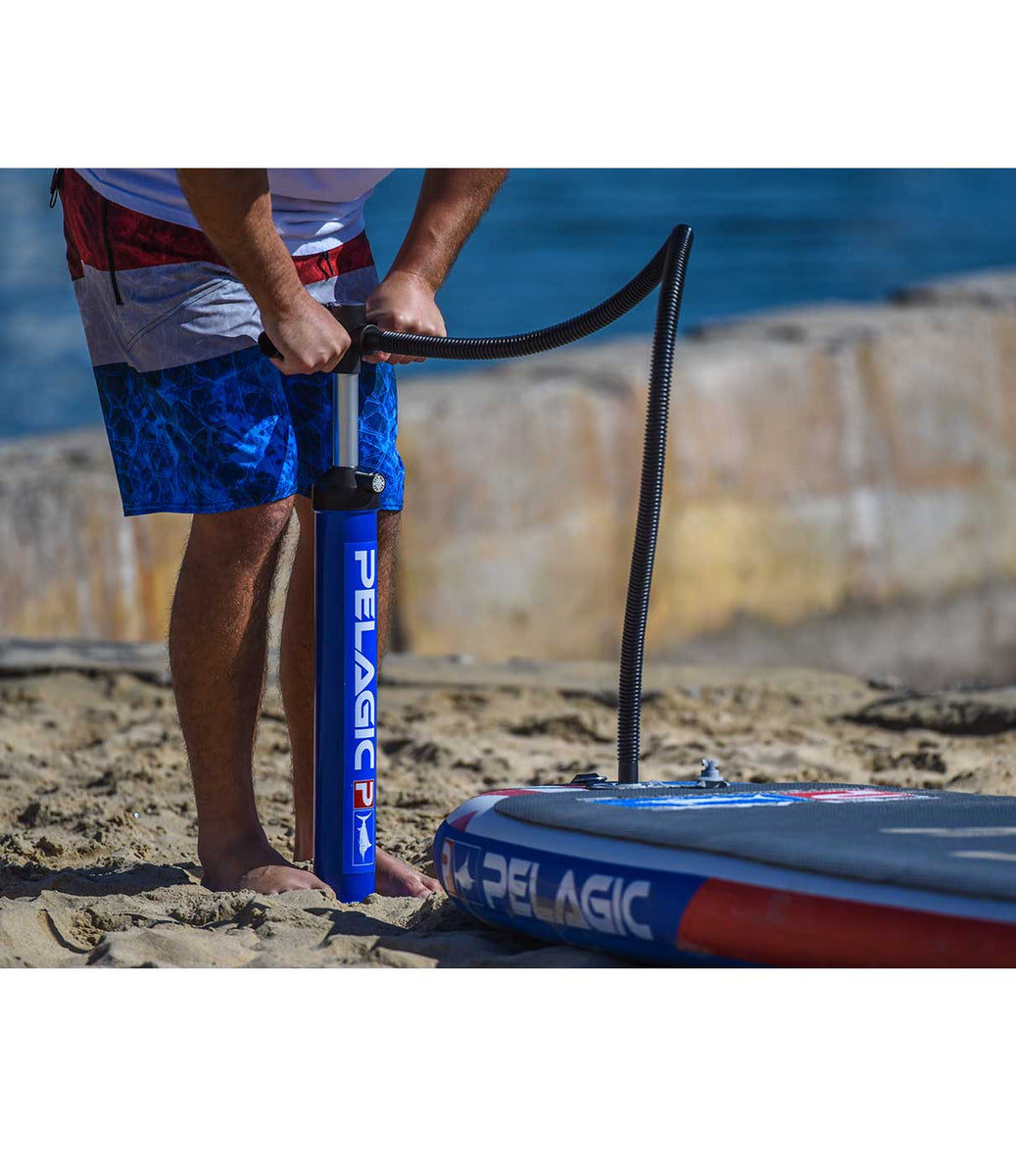 "116"" Inflatable SUP Big Image - 4"