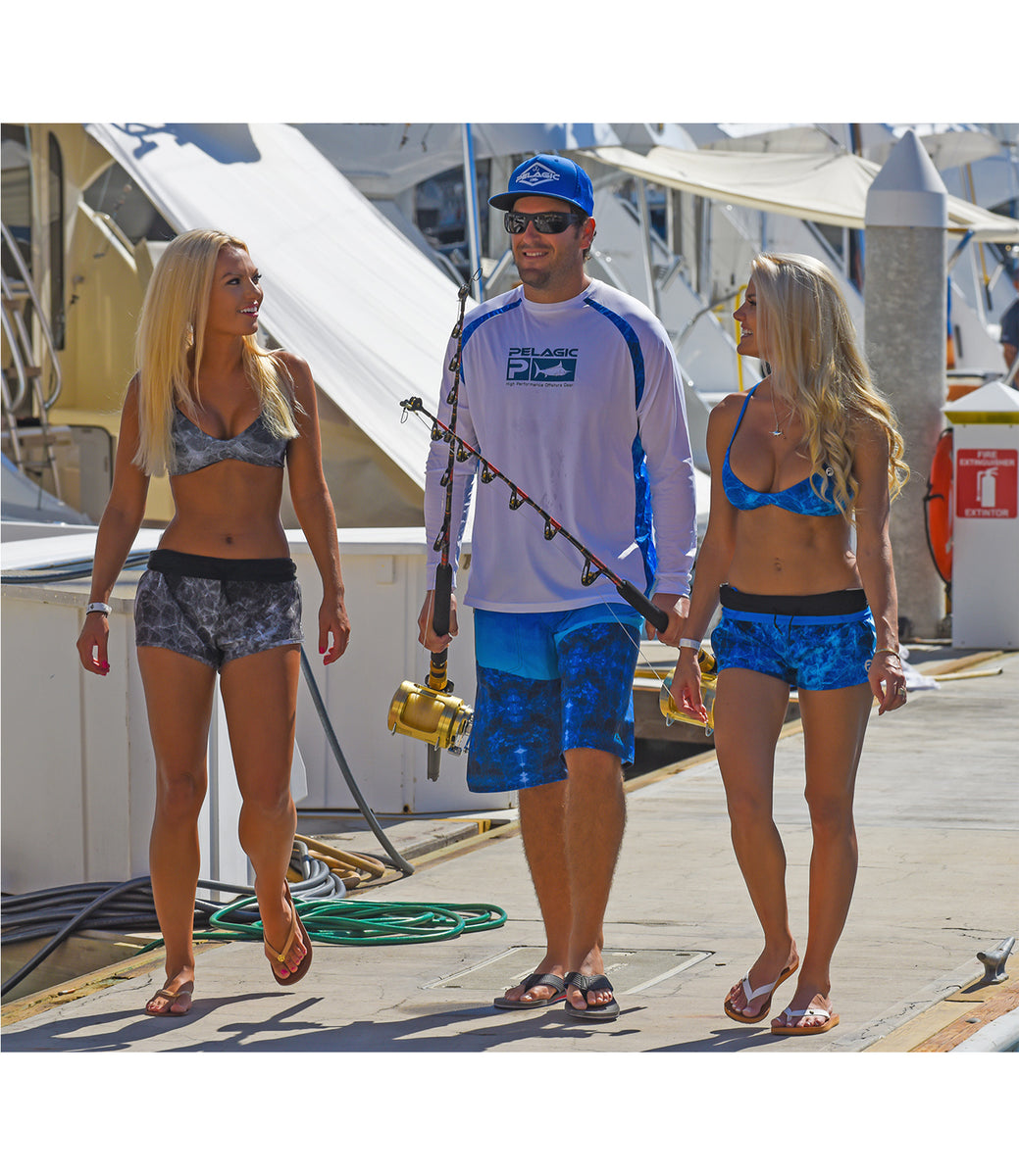 Bali Active Fishing Shorts Big Image - 4