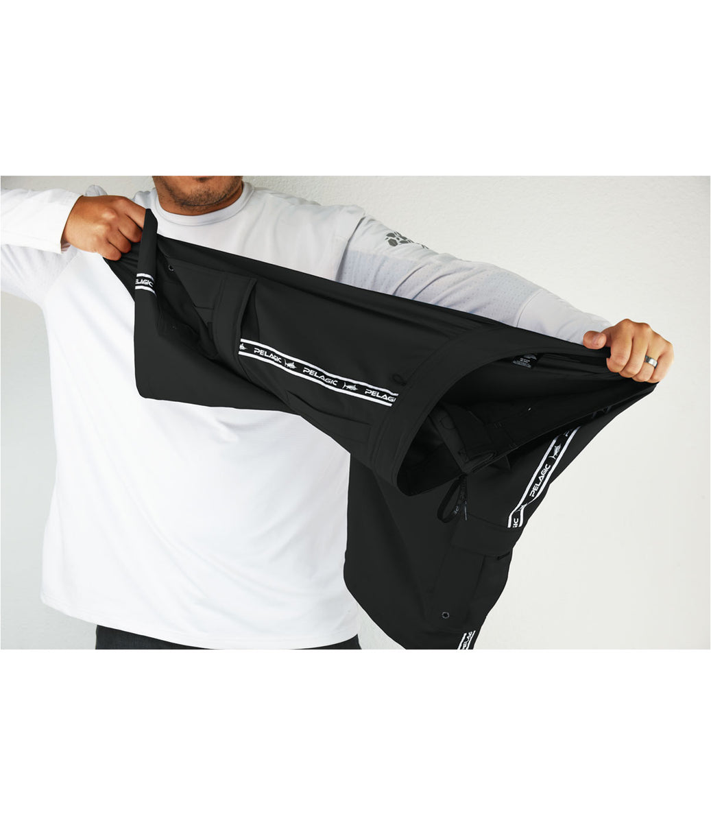 Blackfin Stretch Fishing Shorts Big Image - 5