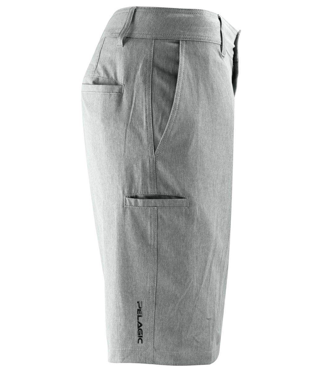 Deep Sea Hybrid Fishing Shorts Big Image - 4