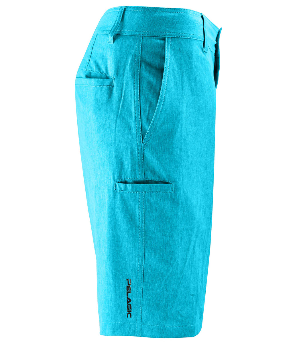 Deep Sea Hybrid Fishing Shorts - Youth Big Image - 8