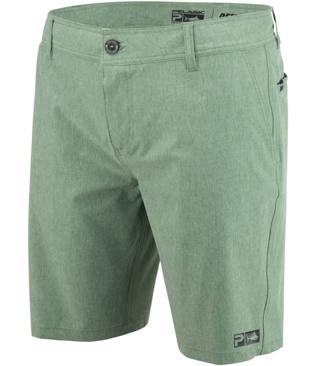 Deep Sea Hybrid Fishing Shorts - Youth Big Image - 3