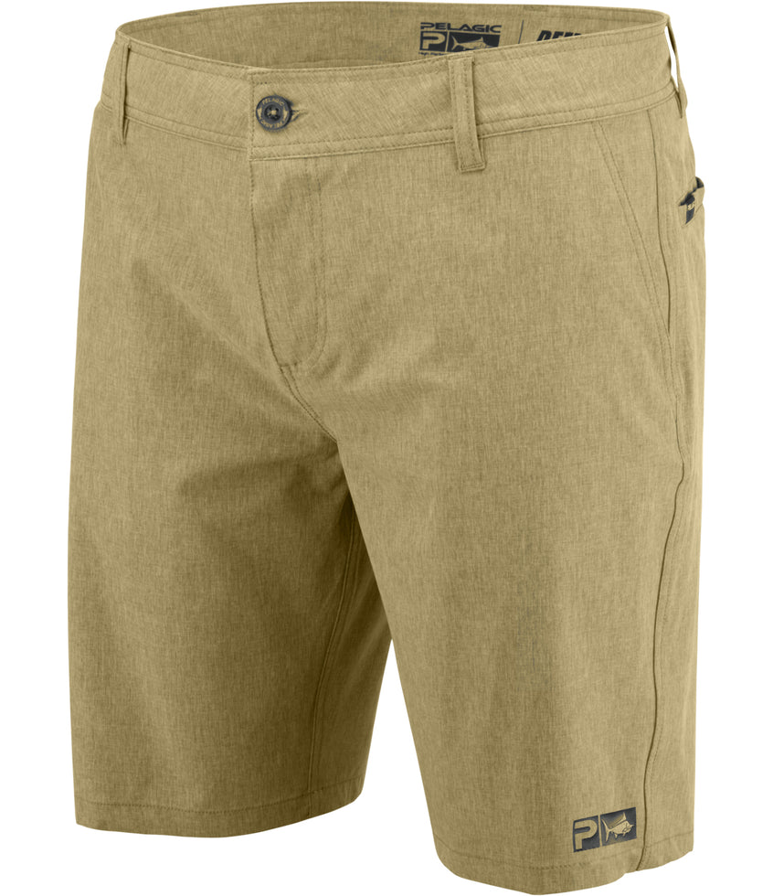 Deep Sea Hybrid Fishing Shorts - Youth Big Image - 5