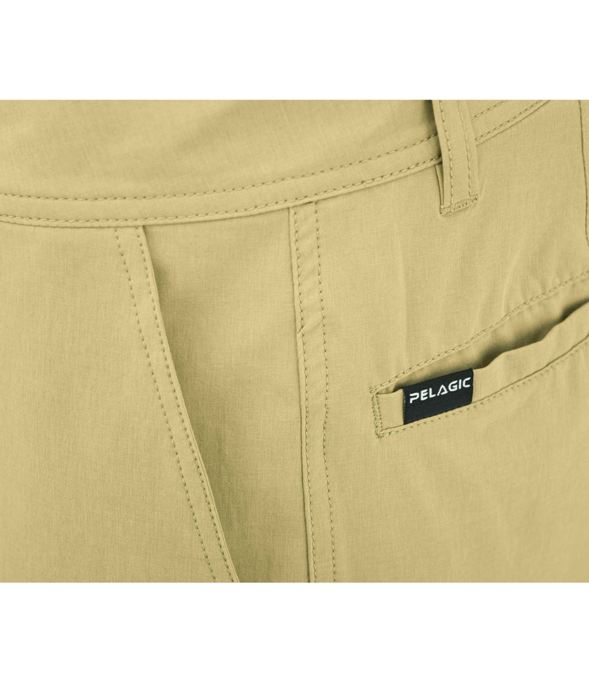 Deep Sea Hybrid Fishing Shorts - Youth Big Image - 7