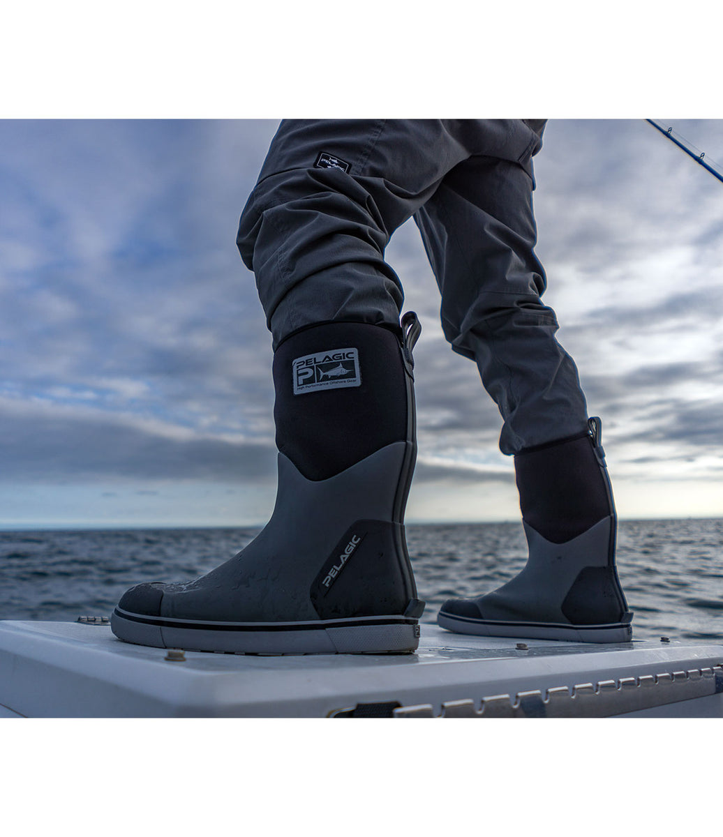 "Expedition 12"" Deck Boot Big Image - 6"