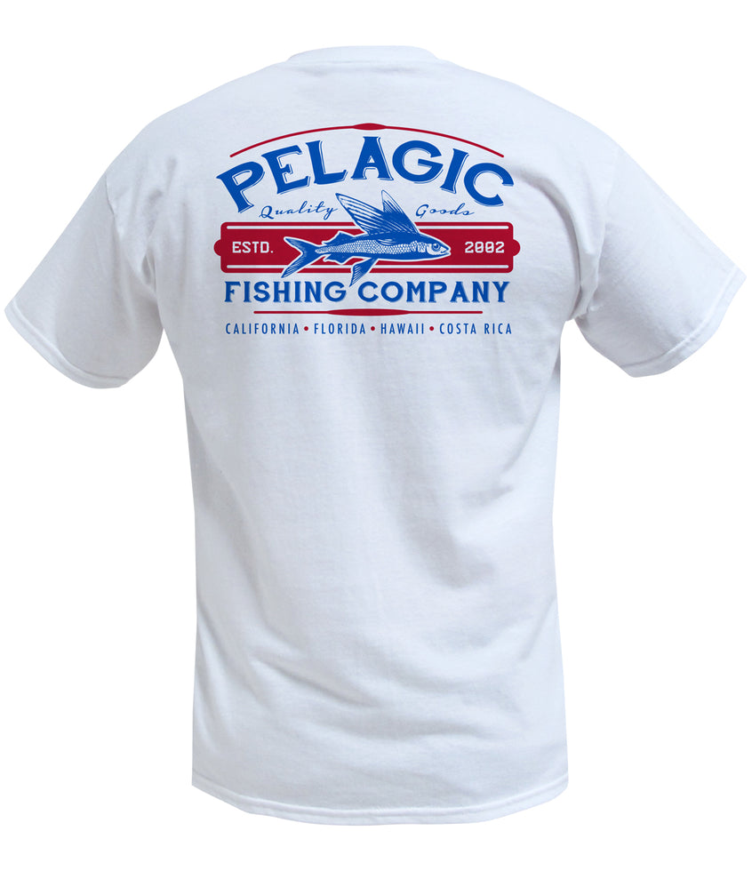 Fish Co. T-Shirt - Youth Big Image - 1