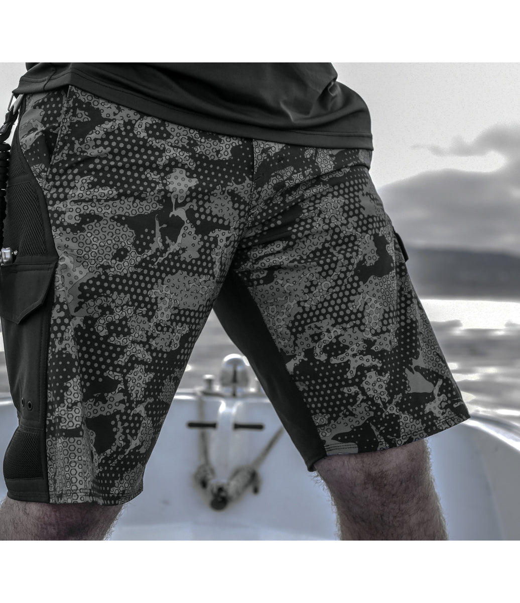 FX-PRO Tactical Fishing Shorts Big Image - 6