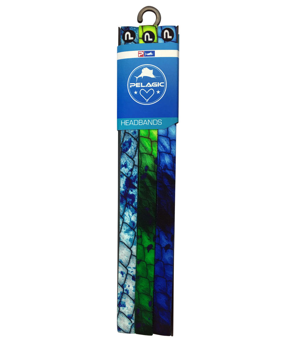 Headbands Dorado 3Pk Big Image - 1
