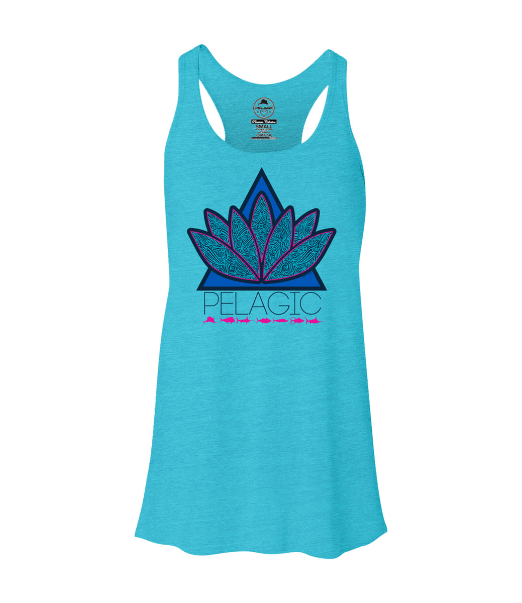 Lotus Love Tank Top Big Image - 1