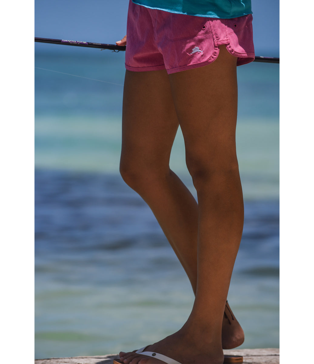 Moana Hybrid Fishing Shorts Big Image - 3