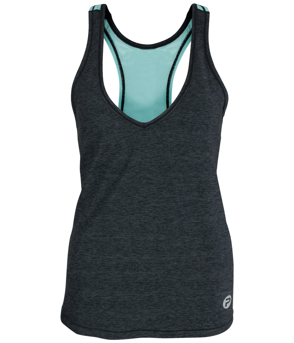 Lido Performance Tank Top Big Image - 1