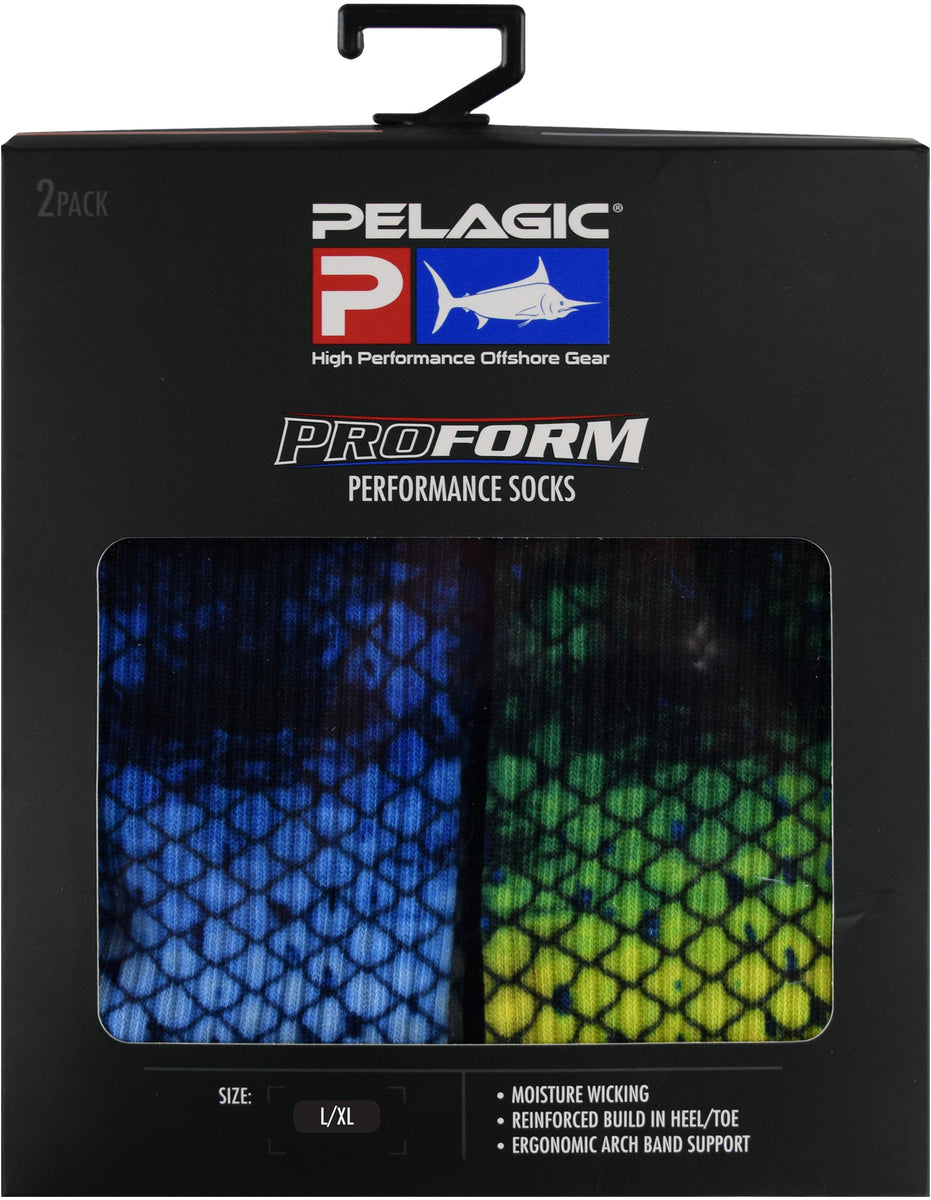 Proform Socks 2-Pack Dorado Big Image - 2