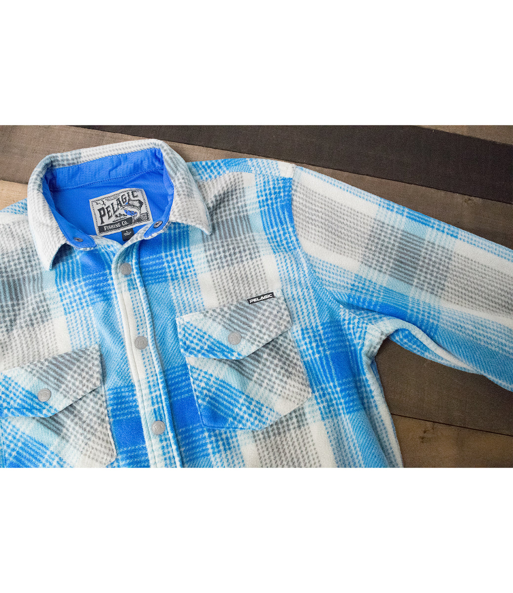 Quest Performance Flannel Big Image - 4