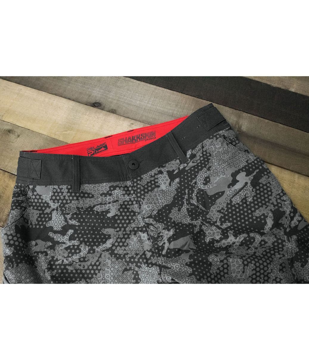 Sharkskin Pro Fishing Shorts Big Image - 5