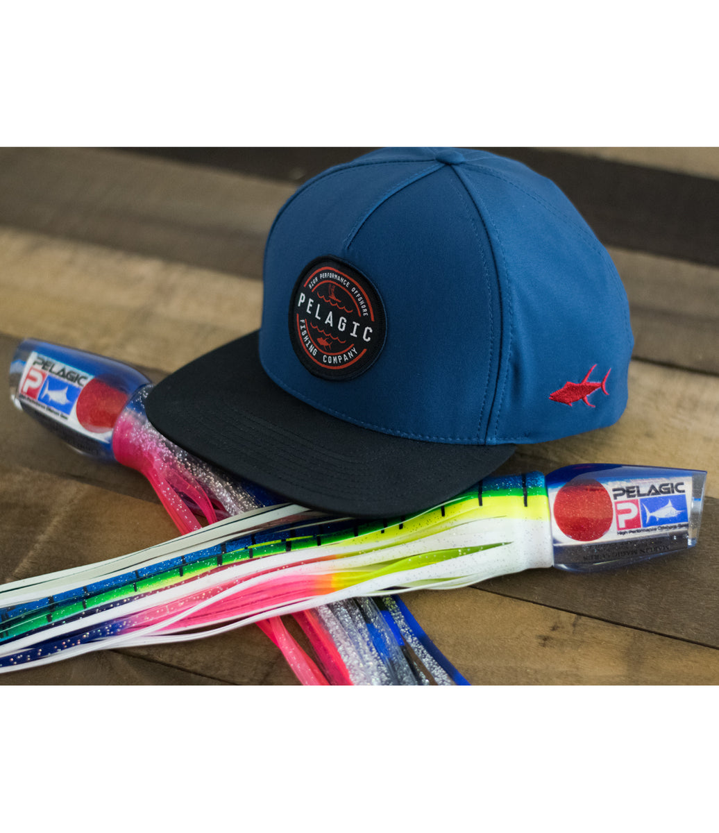 Swells Performance Snapback Hat Big Image - 5