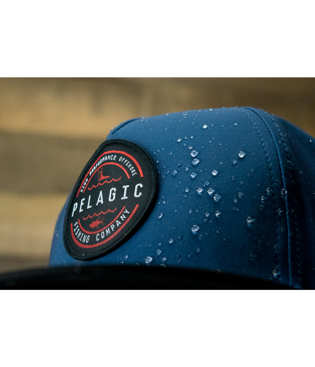 Swells Performance Snapback Hat Big Image - 6